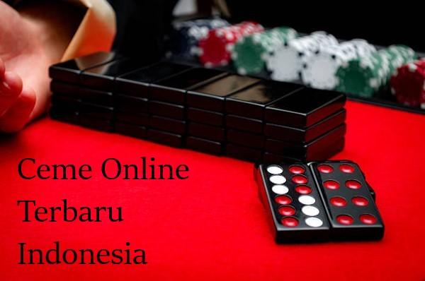 Website Ceme Online Terbaik