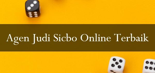 Agen Judi Sicbo Online Terbaik